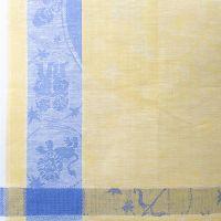 Ткань полотенечная п/лён жаккард ш.50 (Гороскоп, м)