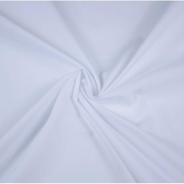 Ткань сорочечная Т/С ш 150 (Белый Балтекс, м)