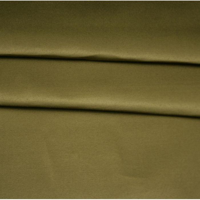 Ткань для спецодежды ВО пл 220 ш 150 (19-0622  хаки, м)