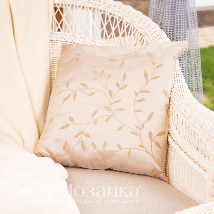 Подушка декоративная Promo1 40*40 (030 бежевый, шт)
