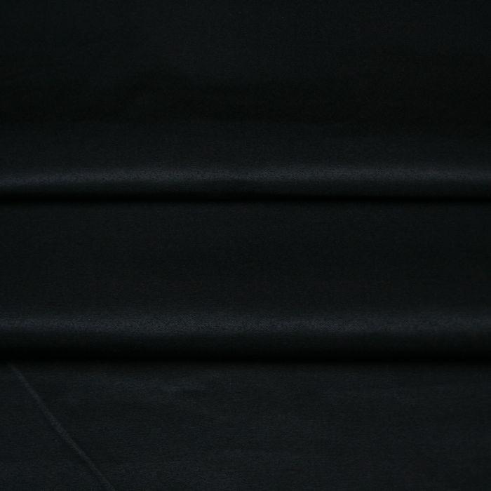 Ткань для спецодежды-220 (Крета черный, м)