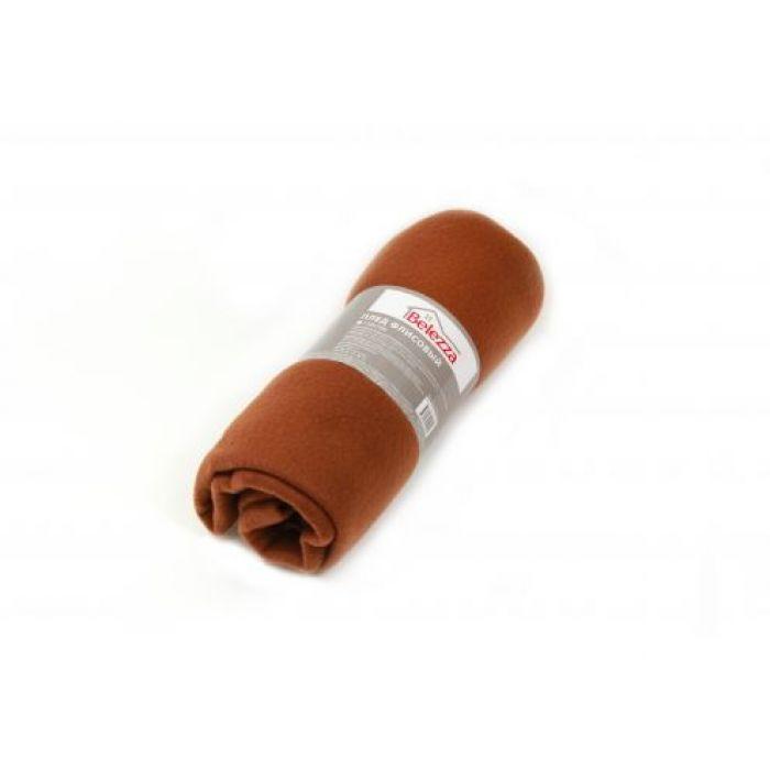 Плед флис Promo 130*160 (036 шоколад, шт)