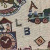 Гобелен жаккардовый ш 150 (YJ 018 дет, м)