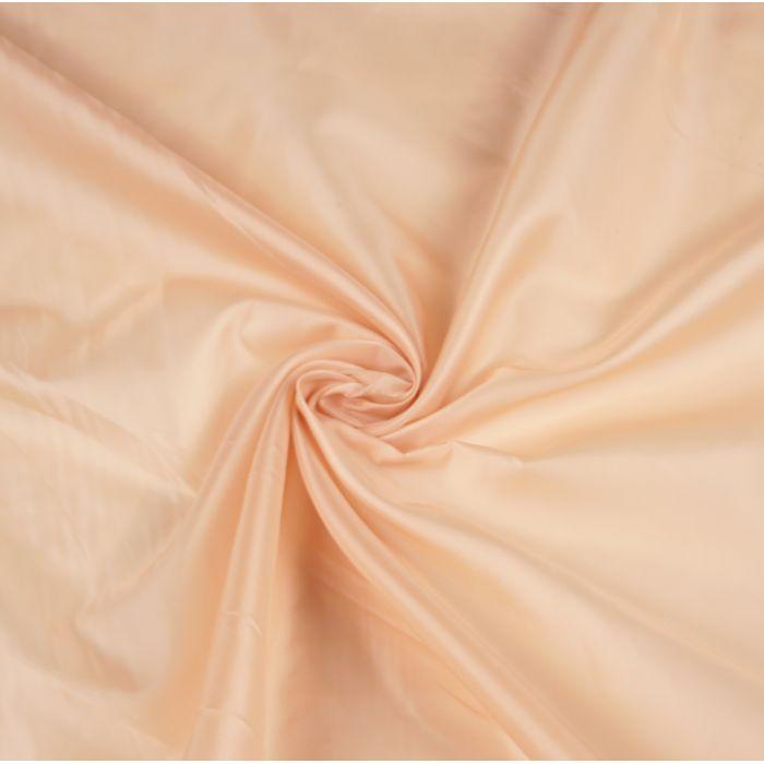 Ткань подкладочная 190Т ш 150 (13 бежевый, м)
