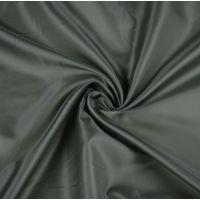 Ткань подкладочная 190Т ш 150 (оливковый, м)