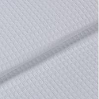 Ткань вафельная отбеленная  ш 45  пл 240 (Плотность 240, м)